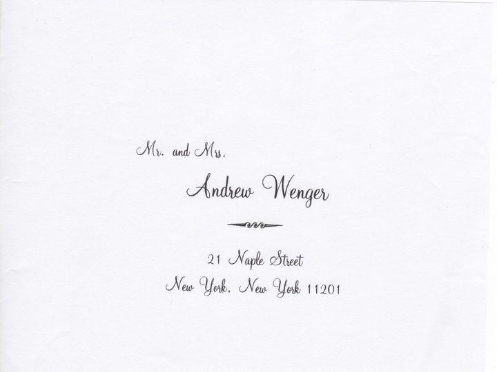 Tmx 1352781346865 Mahogany East Brunswick wedding invitation