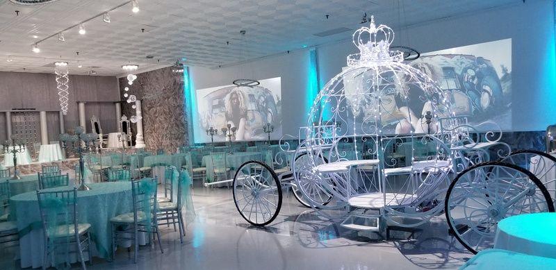 Cinderella ride