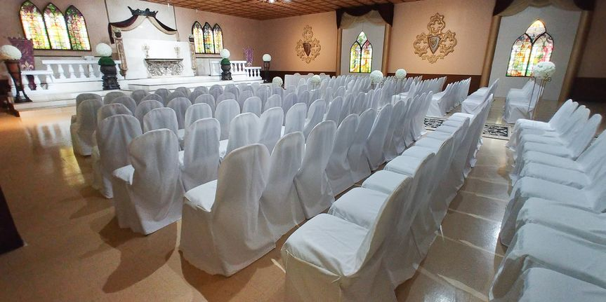 Chapel Set up