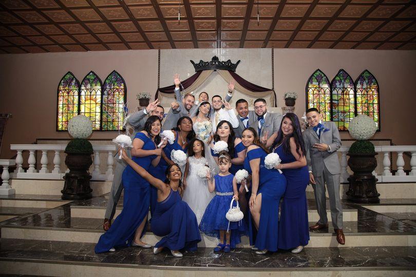Bridal party photos2