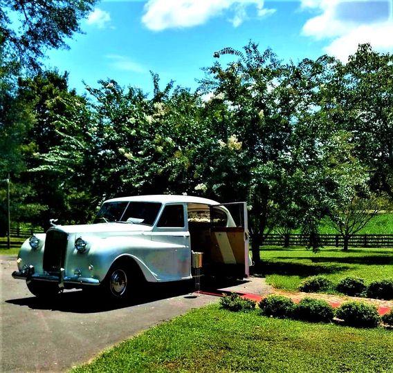 61' Rolls Royce