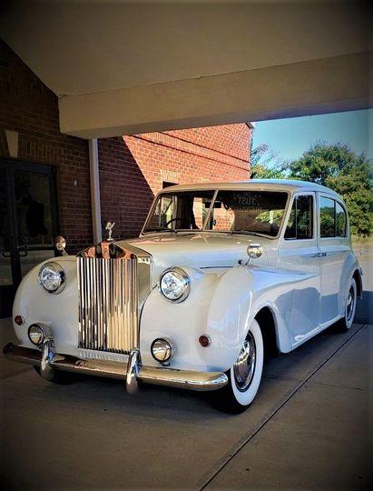 1965 Rolls-Royce