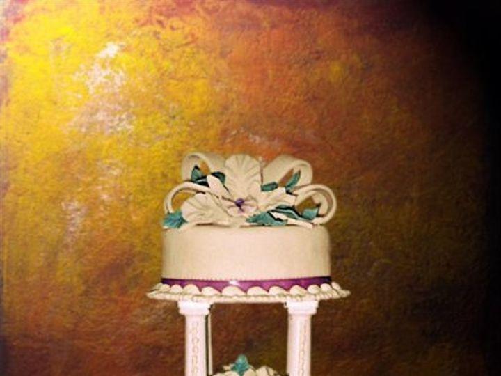 Tmx 1248911851027 Cake50 Beverly wedding cake