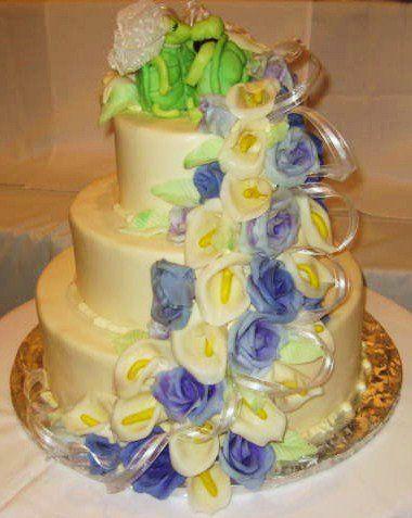 Tmx 1264040608577 MiniPastriesandPalina033 Beverly wedding cake