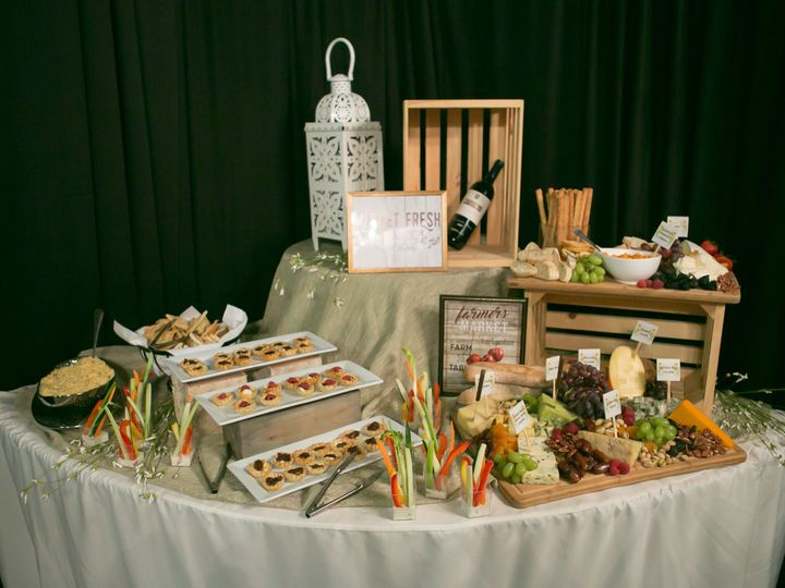 Tmx 1527280570 854d4f0d24a120c3 1527280565 1d4f6d814dd58c43 1527280547047 17 ART Catering Laun Shallotte, NC wedding catering