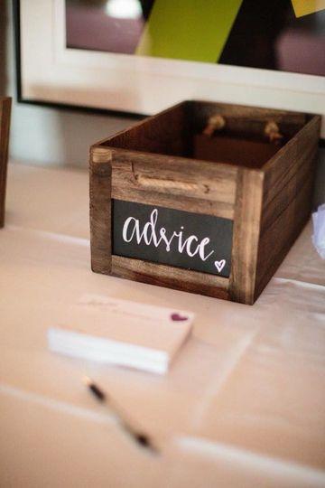 Advice Box