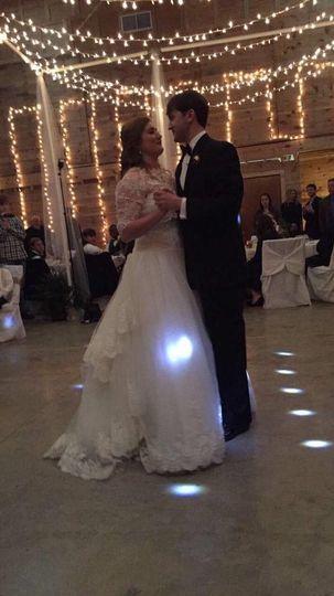 First dance 3
