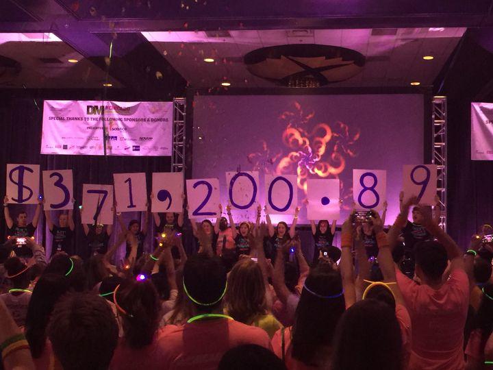 Raised $371,000