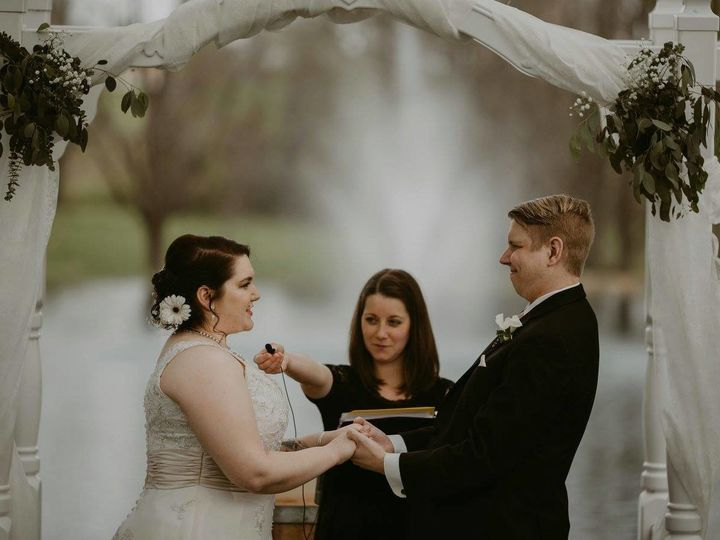 Tmx 1509538077655 Cariss And Tom  Vows Parkton, Maryland wedding officiant