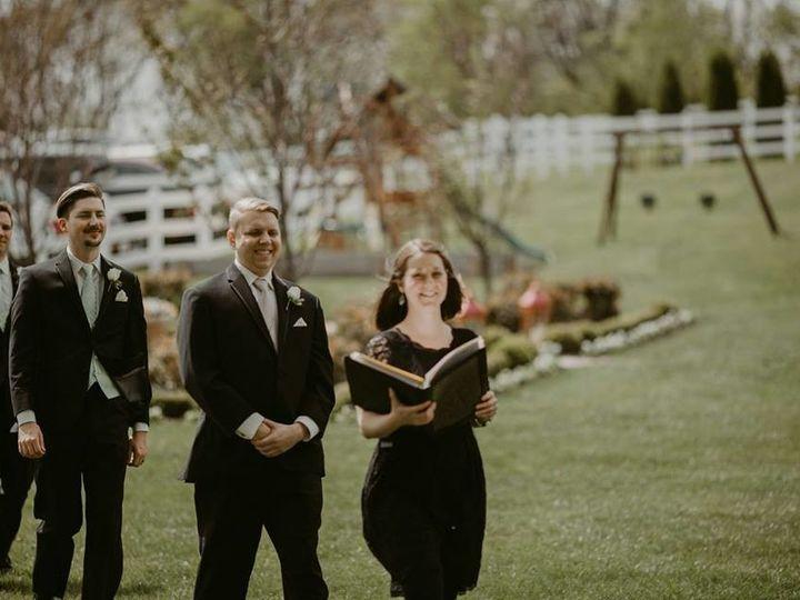 Tmx 1509538085875 Carissa And Tom With Boys Parkton, Maryland wedding officiant