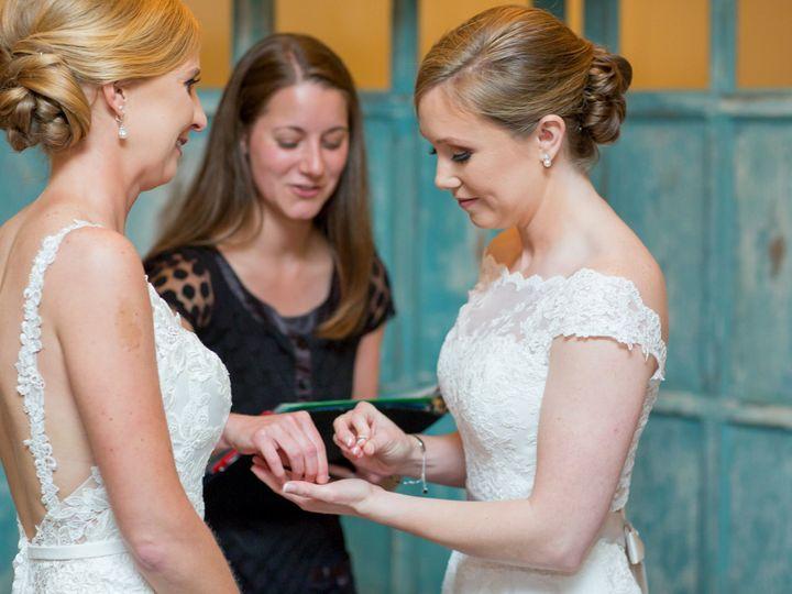 Tmx 3 Ruthie And Ashley Rings Bob Photography 51 788497 Parkton, Maryland wedding officiant
