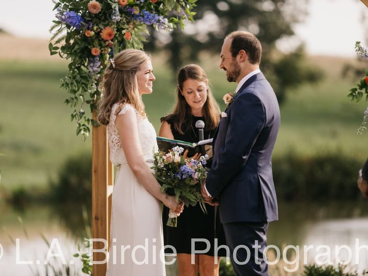 Tmx Julie And Ian Mid Ceremony Rachael Middle 2 51 788497 Parkton, Maryland wedding officiant