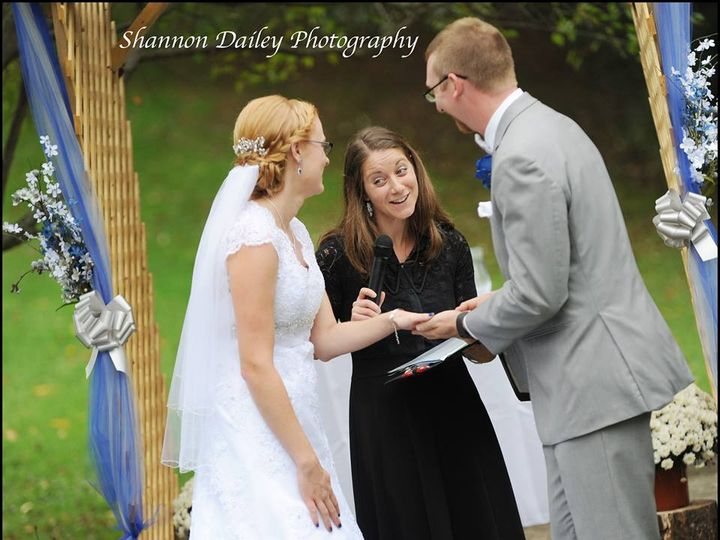 Tmx We Practiced This Ring Exchange 51 788497 Parkton, Maryland wedding officiant