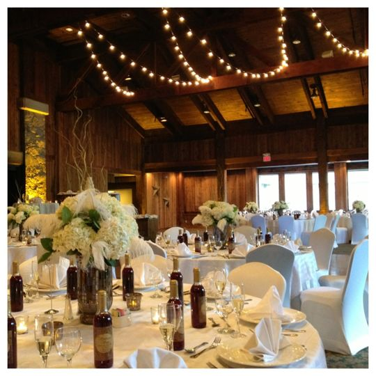 Timbers is one of the wedding venue