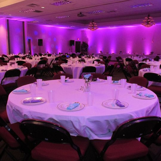 Thrasher Horne Conference Center Venue Orange Park Fl