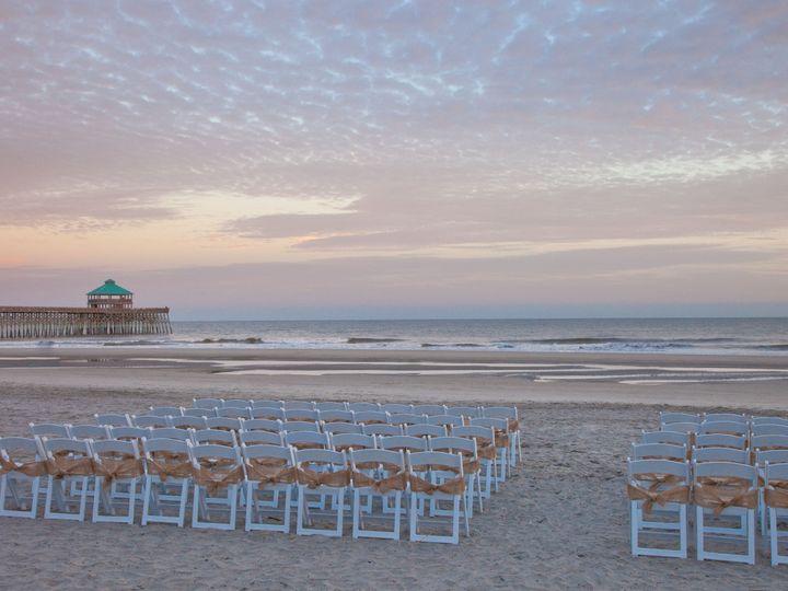 Tmx 1390244485019 Tidesweddingceremon Folly Beach, SC wedding venue