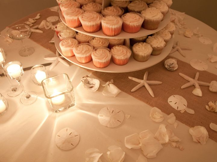 Tmx 1390244786236 Tidesweddingdesser Folly Beach, SC wedding venue