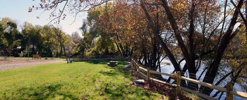 River Bar Area