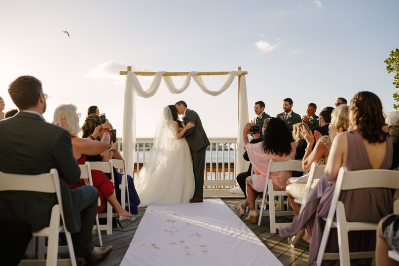 Ocean Key Resort wedding