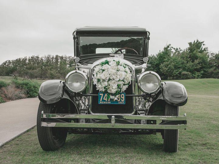 Tmx 1538409921 7e22e89ea8636b63 1538409918 390685d9a3ac1653 1538409912481 3 Front Of Car V2 Tulsa, OK wedding videography