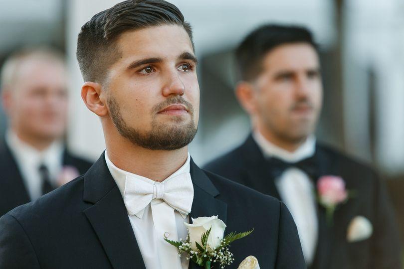 wedding at chestnut hill