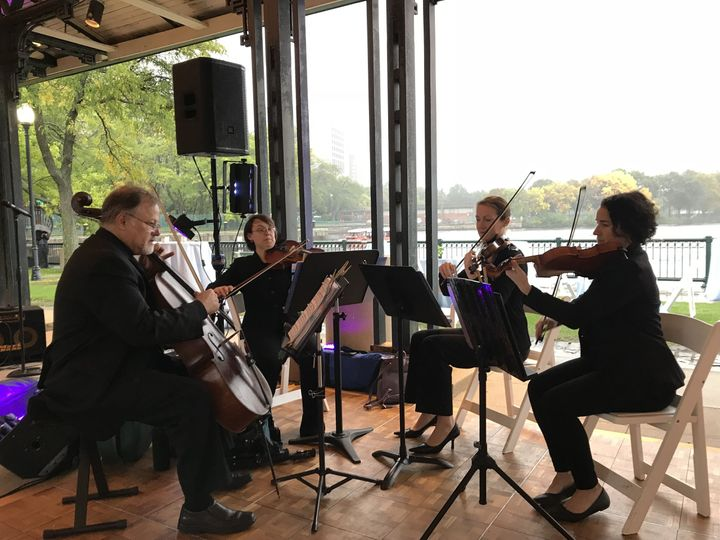 String Quartet, Museum of Science