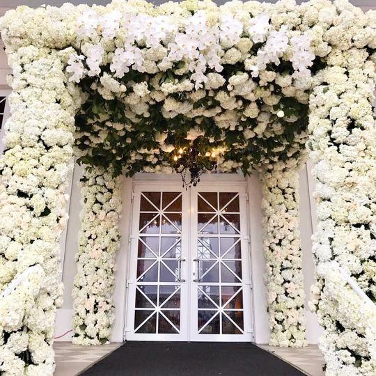 Breathtaking Entrance