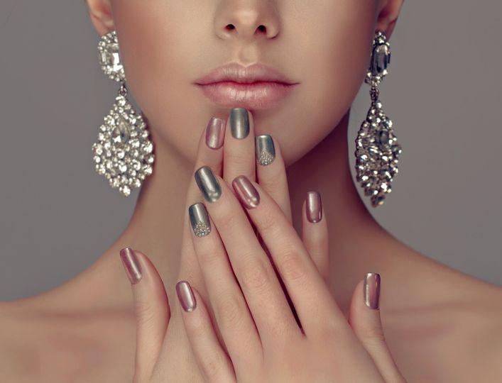 Glamourous Metallics