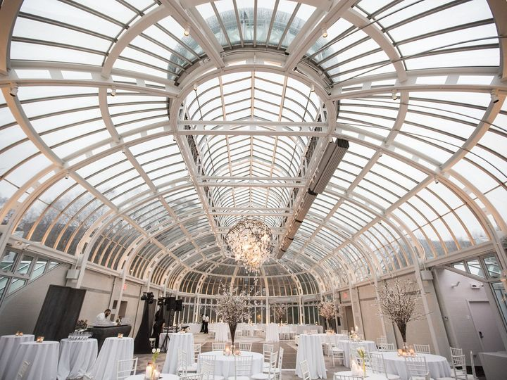 Tmx 1499352829572 Studio D Nyc   Palm House Brooklyn wedding venue
