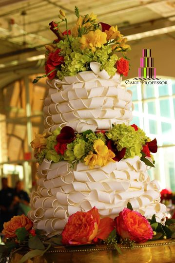 Cake Professor - Wedding Cake - Columbia, SC - WeddingWire