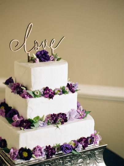 On Site Cake Artist