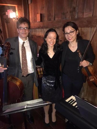 Ceremony Music Cello/Violin/Piano Trio