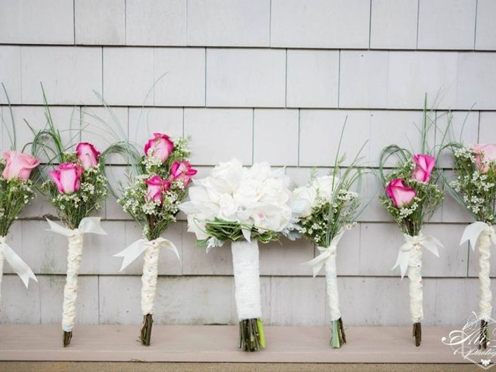 Tmx 1458155328205 Bouquet Line Up Plymouth, MA wedding venue