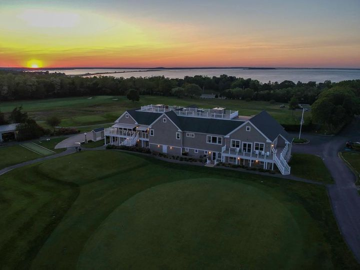 Tmx Clubhouse Sunset With Ocean 51 375597 159768771566149 Plymouth, MA wedding venue