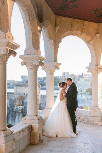 Wedding at Forte da Cruz