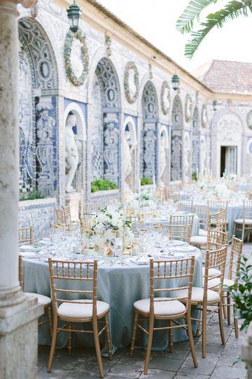 Wedding at Palacio Fronteira