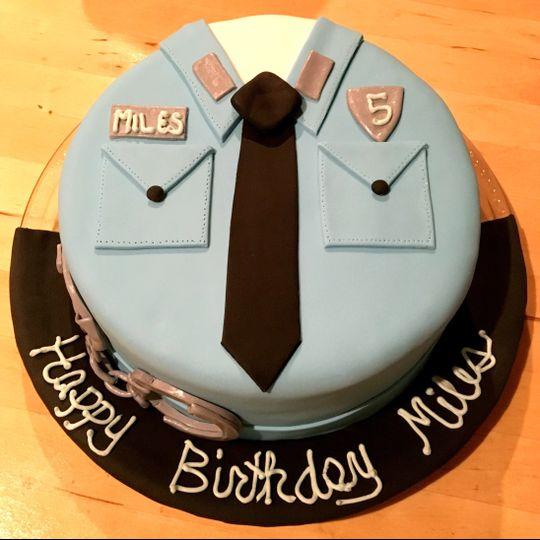 Mr. Miles turns 5