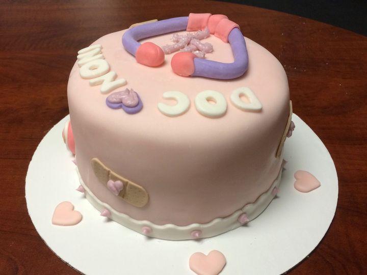 Tmx 1511982613096 Img4351 Baltimore wedding cake