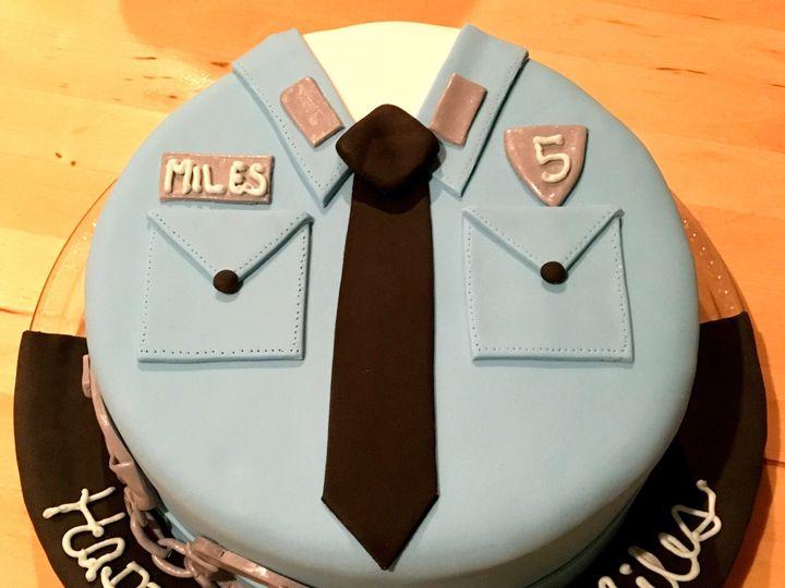 Tmx 1511982994507 Police Cake 3 Baltimore wedding cake