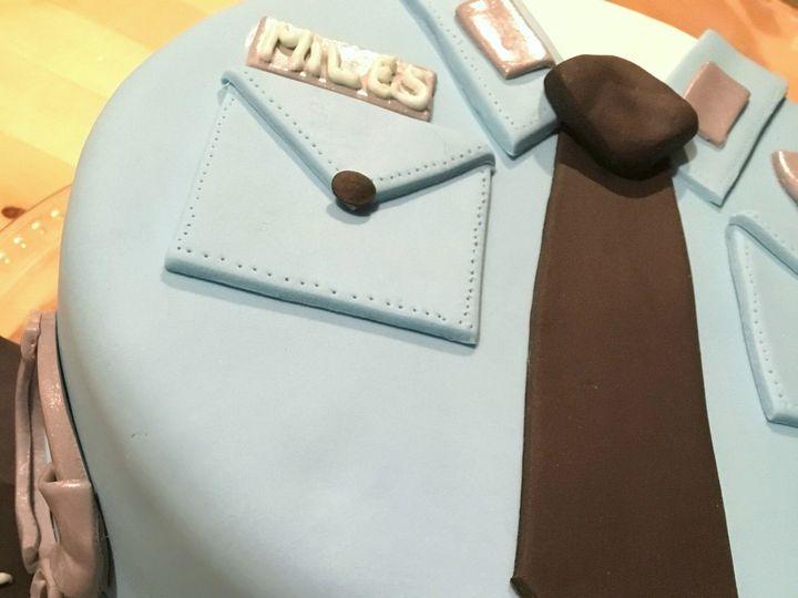 Tmx 1511982994638 Police Cake 2 Baltimore wedding cake