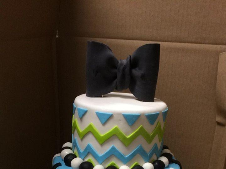 Tmx 1511983101607 Photo 3 Baltimore wedding cake