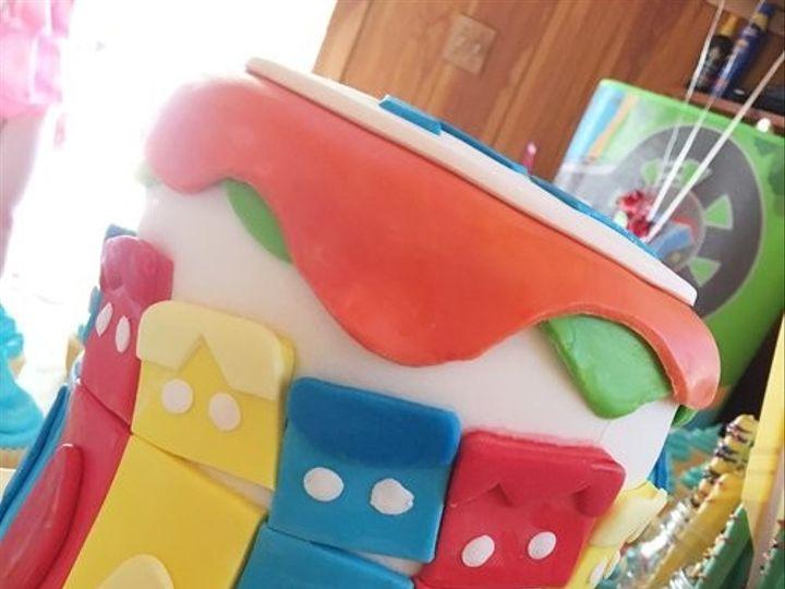 Tmx 1511983384267 Pic4 Baltimore wedding cake