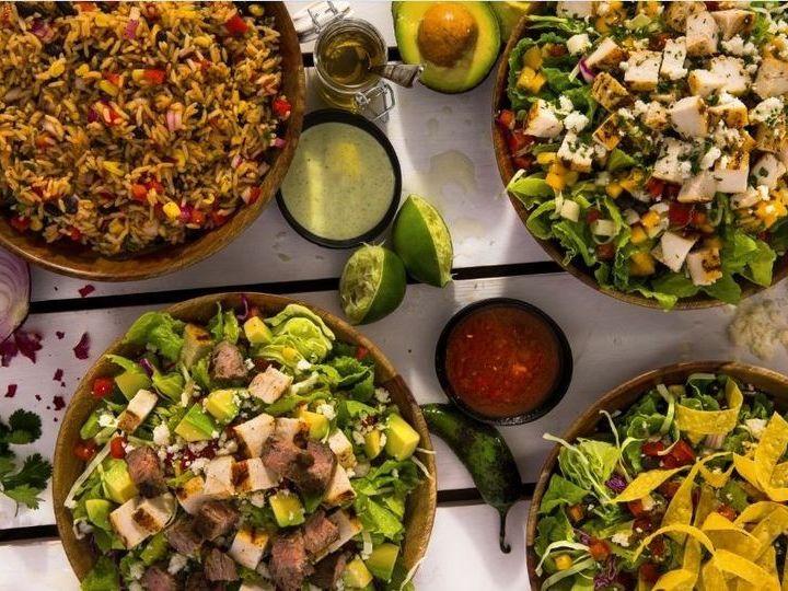 Tmx 1469128658892 Salads New 51 739597 1568476498 Oklahoma City wedding catering