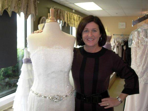 Karen Bullock, Owner, Lillian's Fashions & Bridals