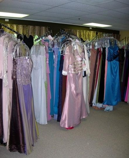 Mother's Gowns at Lillian's
