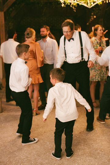 We get all ages on the floor!