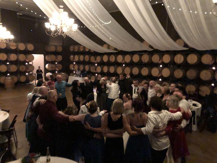 Wine Country Wedding DJ