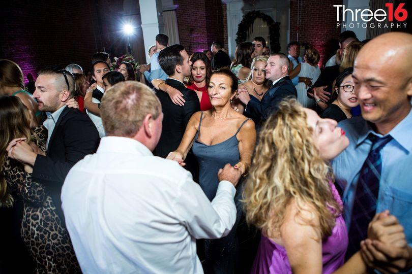 Dance Party Wedding DJ