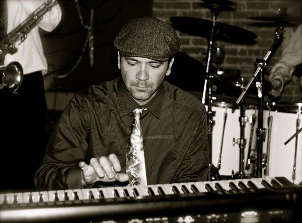 Mike, the keyboardist
