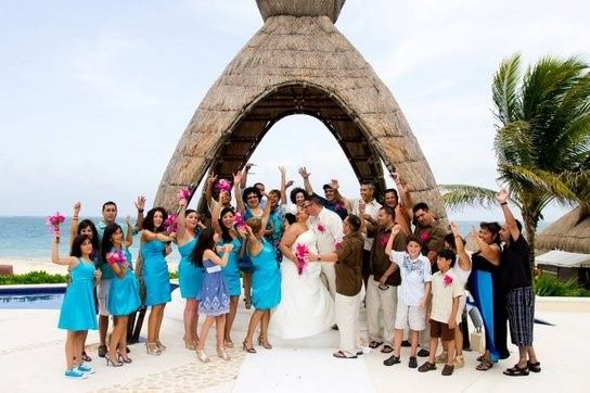 Tmx 1383860472873 Dreamsrivieracancunwedding Grou Buford wedding travel